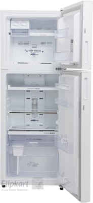 Whirlpool 340 L Frost Free Double Door Refrigerator (PRO 355 ELT 2S, Imperia Snow)