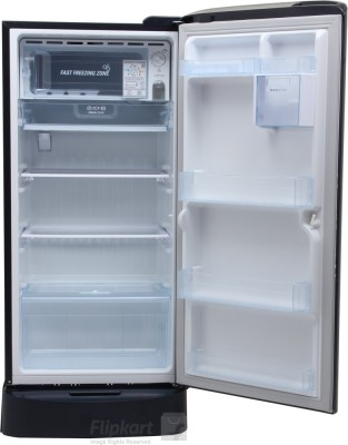 LG 215 L Direct Cool Single Door Refrigerator (GL-D221AMLL, Marine Lily)