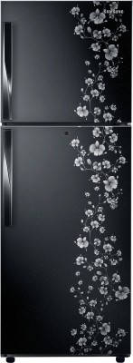 Samsung RT26FAJSABX Double Door   Top Freezer 234 Litres Refrigerator available at Flipkart for Rs.21040