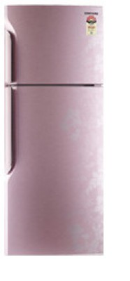 Samsung RT2735TNBPZ Double Door   Top Freezer 255 Litres Refrigerator Silhouetter Pink available at Flipkart for Rs.19180