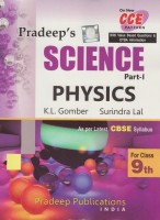 Science Physics for Class - IX (Part - I): Regionalbooks