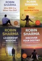 Robin Sharma (Set Of 4 Books) - English: Regionalbooks