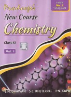 Pradeep's A Text Book Of Chemistry With Value Based Questions Class-XI (Set Of 2 Vols): Regionalbooks