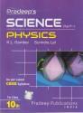 Science Physics for Class - X (Part - I): Regionalbooks