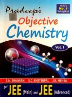 Pradeep's Objective Chemistry Volume I & II: Regionalbooks