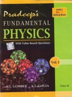 Pradeep's A Text Book Of Physics With Value Based Questions Class-XI (Set Of 2 Vols): Regionalbooks