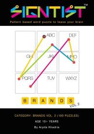 Signtist - Brands Volume - 2 : 100 Puzzles