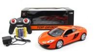Baby First Ferrari 1:18 Scale (Orange)