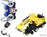 Smart Picks Smart Picks JCB Remote Control Loader Truck (Yellow)