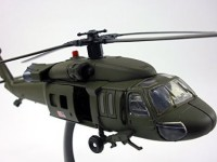 NewRay NewRay Sikorsky UH 60 Black Hawk Helicopter (Black)