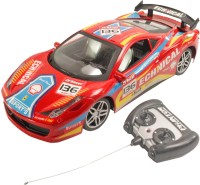 SJ 18cm Rechargeable Gravity Induction Control Rc Car Kids Toys (Red)