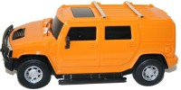 Zest4toyZ Rechargeable 1:24 Hummer H2 SUV RC Car A Perfect Gift To Boys (Yellow)