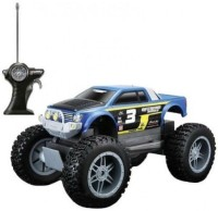Maisto Rock Crawler Jr Blue Remote Control Car (Blue)