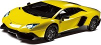 Toyhouse 1:24 Lamborghini Aventador Lp720-4 Rechargeable Rc Cary (Yellow)