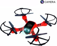 Emob Long Range I-DRONE 1.0 Quadcopter With Camera X-DRONE SCOUT 6 Axis Gyro (Multicolor)