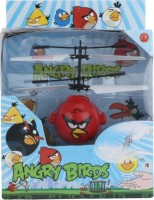 Happy Care Angry Bird Sensor Mini Flyer (red, Yellow)
