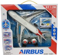 Zest4toyz Remote Control 1:200 Airbus Radio Control AeroPlane Airplane For Little Flyers (Multicolor)