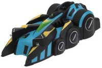 Vaibhav Remote Control RC Spiderman Wall Climbing Climber Car Toy (Blue, Black)