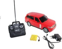 Madink Red Range Rover Rechargeable Remote Control Car (Red)