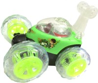 Ben 10 Stunt Car (GREEN)