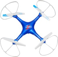 TRD Store Lh - X10 Drone2.4g 6channel Rc Blue Drone With Headless Mode (White)