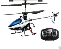 Arnavs 6032 4-Channel 2.4GHz RC Radio Control Single Blade Helicopter Mode 2 Controlled (White)