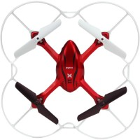Toyhouse Drone With HD CAM Gyro RC Quadcopter (Red)