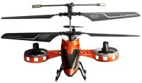 Saffire 4 Channel Remote Controlled Avatar Helicopter (Orange)