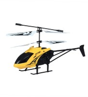 Playmate Exquisite Radio Control Helicopter (Yellow)