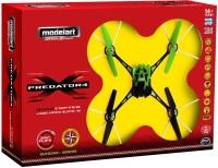 Modelart Venus-Planet Of Toys Modelart 2.4g 4ch Predator 4 Quadcopter (Red)