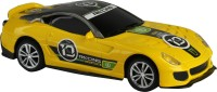 Emob Gravity Sensor RC Racing Furious 4 Suspended Manipulation Car - Yellow1 (Multicolor)