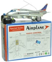 New Pinch Remote Control Airplane Running (Multicolor)