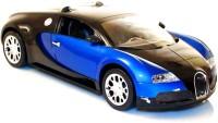 Model Car Rechargeable Bugatti Remote Control Car Scale 1:16 (Blue Black, Red Black)