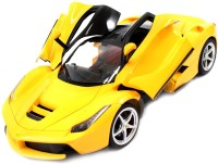 The Flyer's Bay Rechargeable Ferrari Style RC Car With Fully Function Doors (1:16 Scale) (Multicolor)
