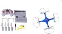 Taaza Garam LH-X10 6 Axis 2.4GHZ Remote Control Drone (Blue)