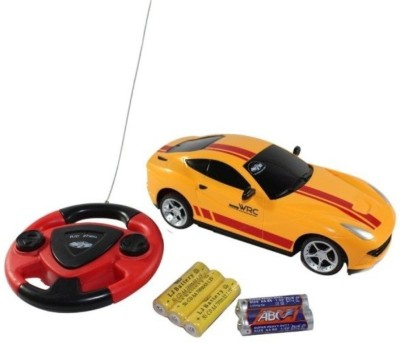 ECO SHOPEE Remote Control Toys ECO SHOPEE JACKMEAN RECHARGABLE CAR WITH STEARING