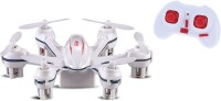 Toys Bhoomi World's Smallest Nano Hexacopter - 2.4G 4 Channel 6-Axis Gyro (White)