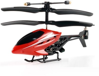The Flyer's Bay 3.5 Channel Nano Helicopter (Smallest Known) (Multicolor)