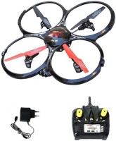 Gift World LH-X4 6 Axis Quadcopter Model 2.4GHZ Control 360 Stunt Drone Helicopter (Black)