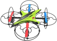 Toyzstation 6 Axis Gyro System Medium Drone Quadcopter (Green)