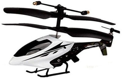 The Flyer's Bay Max 3.5 Channel Nano Helicopter (Smallest Known) (Multicolor)