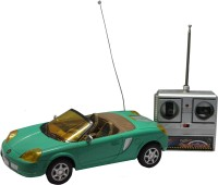 Classic Themes Remote Control Sport Series Car (Green)