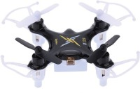 Saffire Nano Explorers 2.4G 4CH 6 Axis RC Quad - Copter (Black)