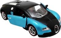 Greggs Blue And Black Remote Control Car (Blue, Black)