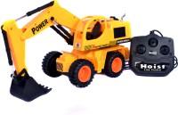 A R ENTERPRISES A R Enterprises Wire Remote Control Jcb Construction Loader Excavator Truck Toy (Multicolor)