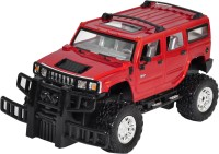 Mera Toy Shop R/C 1:24 Hummer H2 Suv Scale Mode-Red (Multicolor)