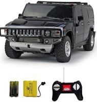Rey-Hawk R/C Rechargeable 1:24 Hummer H2 Suv Car Black (Black)