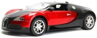 A R Enterprises Red Bugati Rechargeable Remote Control Car (Multicolor)