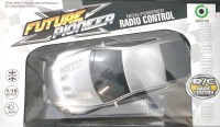 Jaibros Future Pioneer High Powered Radio Controlled Remote Car (Silver)