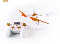 KBnBS RC Quadcopter Drone (x16 Evolved 6 Axis 2.4ghz Version) With One Key Return (Orange)